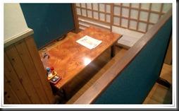 4人掛テーブル席@喰わんか屋