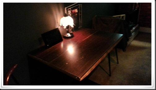 2人掛けテーブル席@ブルーオーシャン