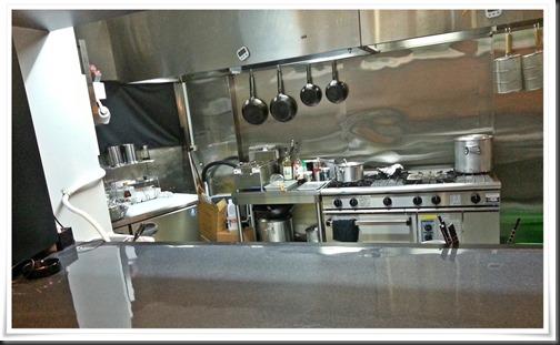 オープンキッチン@Gargoyle(ガルグイユ)