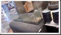 麺の茹で台@丸亀製麺