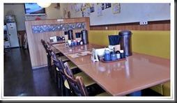 テーブル席@八幡のチャンポン