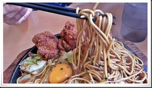 焼そば麺@八幡のチャンポン