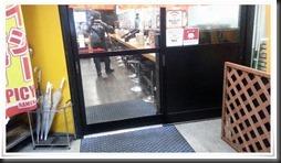 入口から店内の様子@ばさらか黒崎店