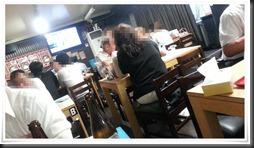夜中でもお客さんいっぱい@ばさらか黒崎店