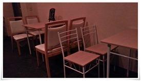 テーブル席@Bar avancer(アヴァンセ)