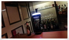 ギネスサージャー@Bar avancer(アヴァンセ)