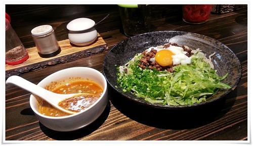 冷やし担々麺@KIWAMI