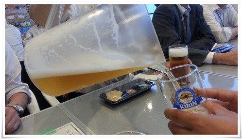 キリンビールピッチャー@皿倉山星空ビアガーデン