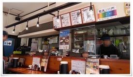 カウンター上のサインの数々@麺屋 新月