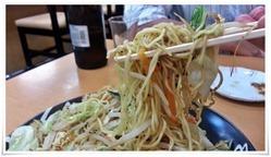 モチモチ麺の韓辛焼そば@焼麺屋 虎之介