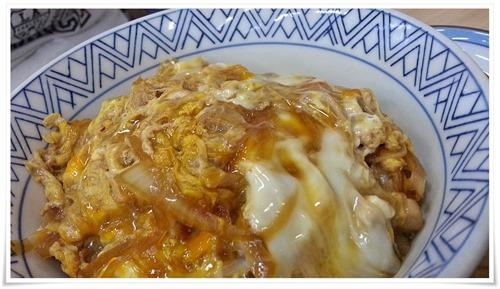 卵トロトロ親子丼@鶴亀