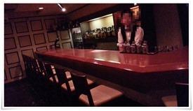 カウンター席@Bar avancer(アヴァンセ)