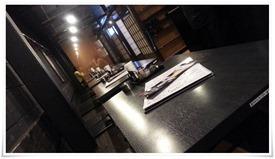 座敷のテーブル席@とりのてつ 魚町店