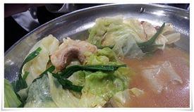 ちょい辛もつ鍋旨し@とりのてつ 魚町店