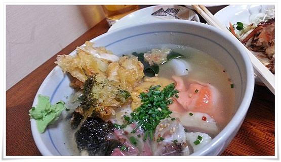 女性用スペシャル海鮮丼@活魚料理 鳥勝