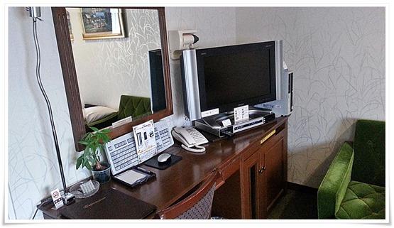 パソコン完備@ホテル ゲートイン鹿児島