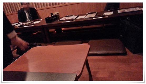 サイドテーブル@地鶏処 本丸 黒崎店