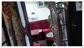 個室のテーブル席@異太利亜(イタリア)
