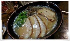チャーシュー麺@笑味食堂 まねしん坊