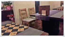 テーブル席@町屋カフェ太郎茶屋鎌倉