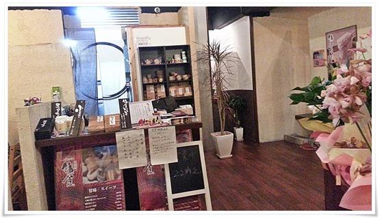 店内の雰囲気@町屋カフェ太郎茶屋鎌倉