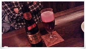 芋ビール@焼酎 酒々蔵