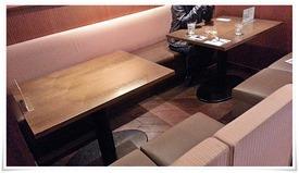 テーブル席@cafe 桜亭