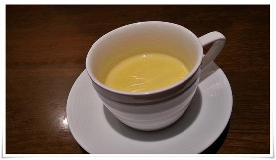 コーンスープ@cafe 桜亭
