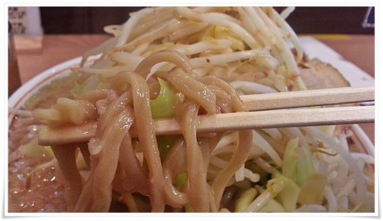 極太自家製麺@ラーメン太一商店 行橋店