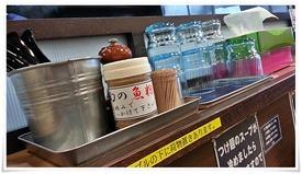 お水はセルフ@ラーメン太一商店 行橋店
