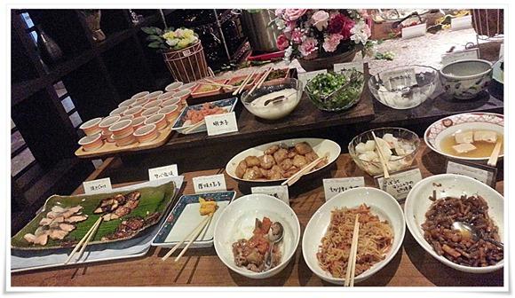 小倉東急インの朝食