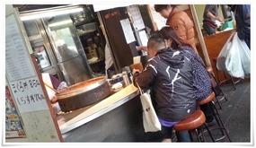 牛丼きつねやホルモン鍋@築地場外市場