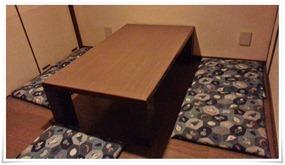個室テーブル席@本格炭火焼 焼鳥 長洲