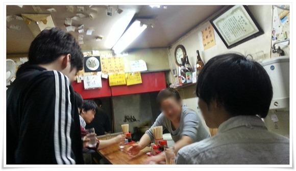 店内の雰囲気@餃子兄弟