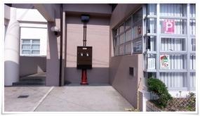 駐車場2台完備@東筑軒 本社うどん店