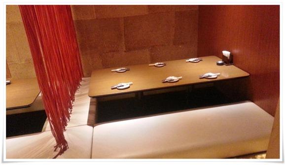 6人用掘り炬燵式テーブル席@SusU黒崎店