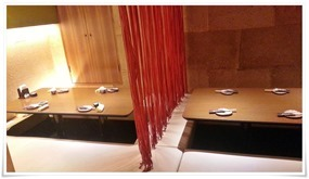 3階のテーブル席@SusU黒崎店
