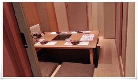 掘り炬燵式の個室@小倉駅前 店舗外観