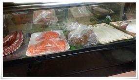 鮮魚の数々@やきとり王将