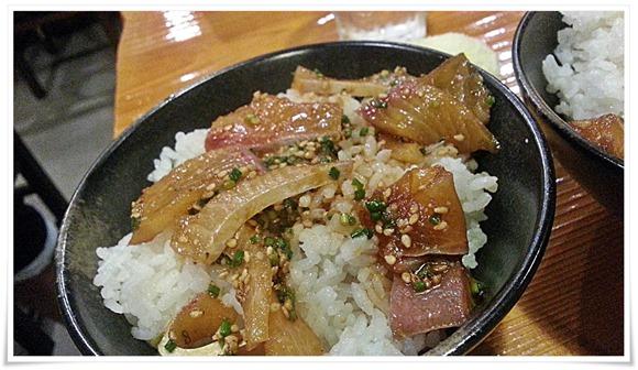 ゴマヒラス丼@魚虎(うおとら)