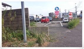 右方向の駐車場@中華料理 光昇園