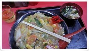 直径23cmの丼@中華料理 光昇園