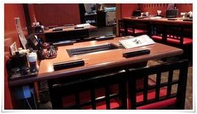 テーブル席@焼肉 萬月(まんげつ)
