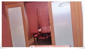 個室のテーブル席@焼肉 萬月(まんげつ)