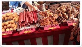 初日のツマミ@まつり起業祭八幡2014