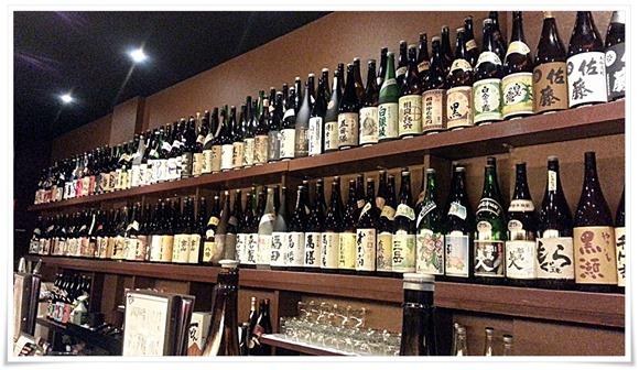 300種類以上の焼酎を完備@居酒屋 感