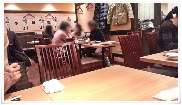 テーブル席@もつ鍋おおやま 博多駅店