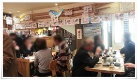 店内の雰囲気2@博多さかなや食堂 辰悦丸