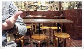 店内の様子3@立ち食い飲みそば屋 雅隆製麺