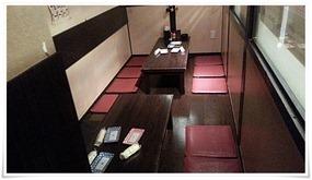 座敷テーブル席@焼鳥司(やきとりつかさ)